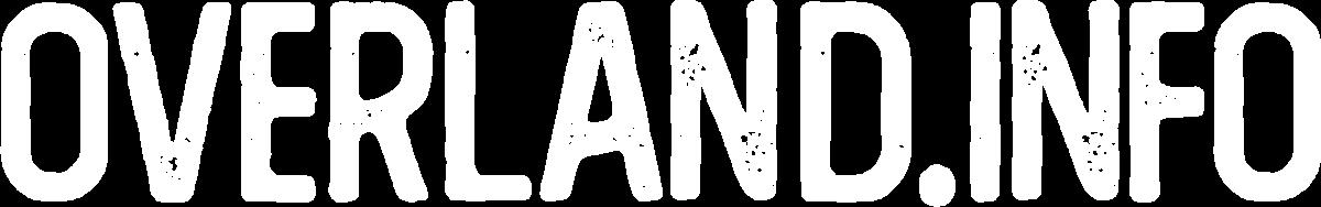 Overland Logo White