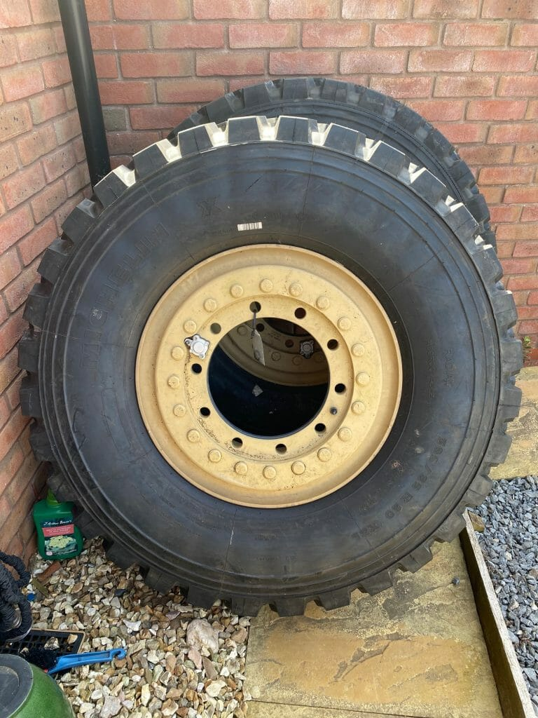 Project Overland Rosie Tyres 2