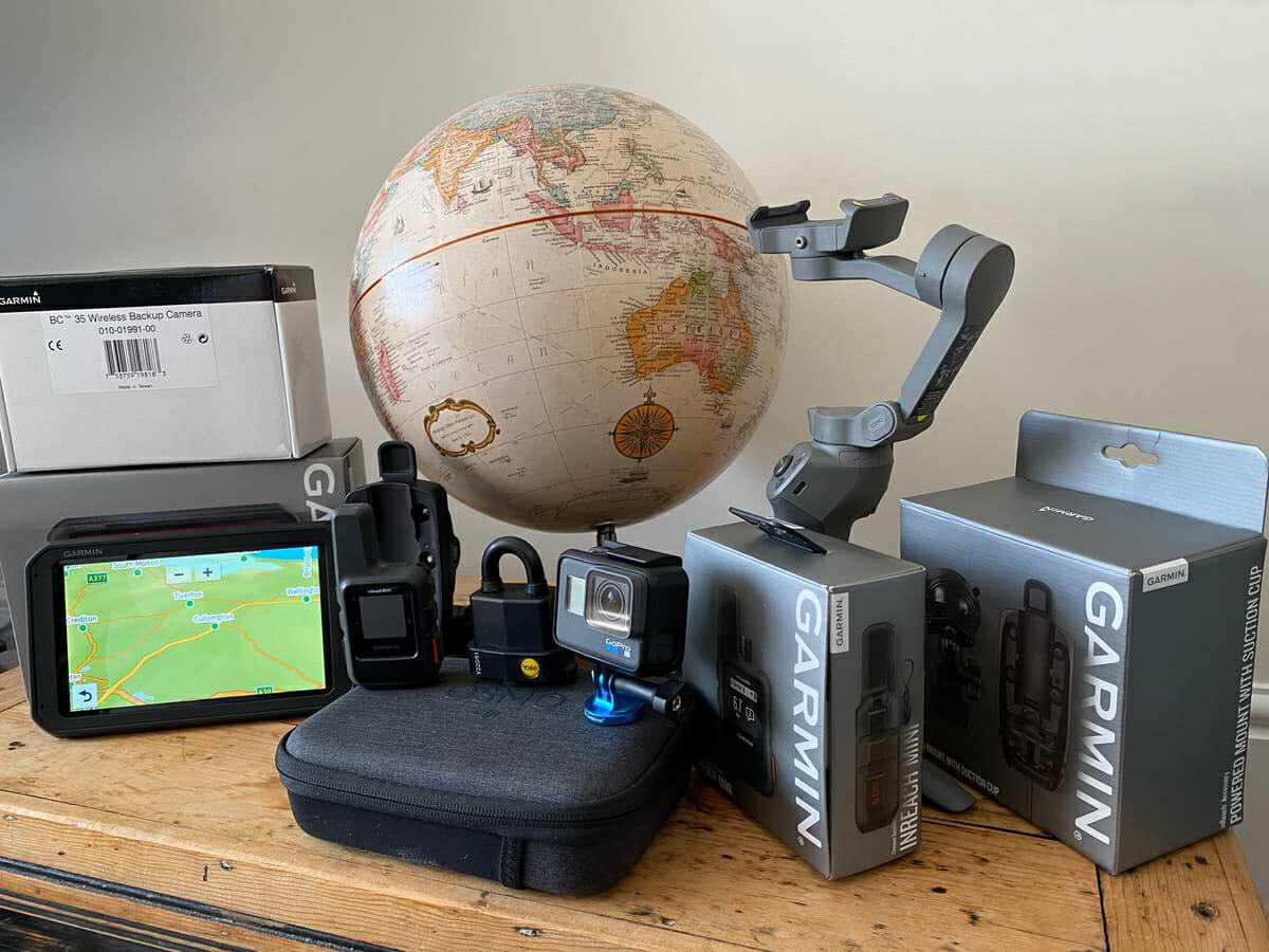 Project Overlander Gear & Gadgets